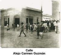 Calle Alejo Carmen Guzmán
